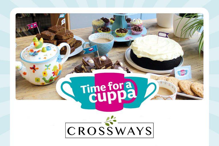 Cuppa Tea at Crossways