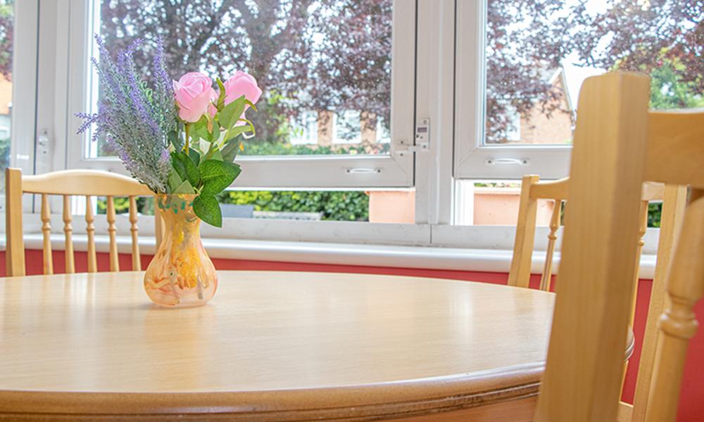 Crossways Nursing Home Dining