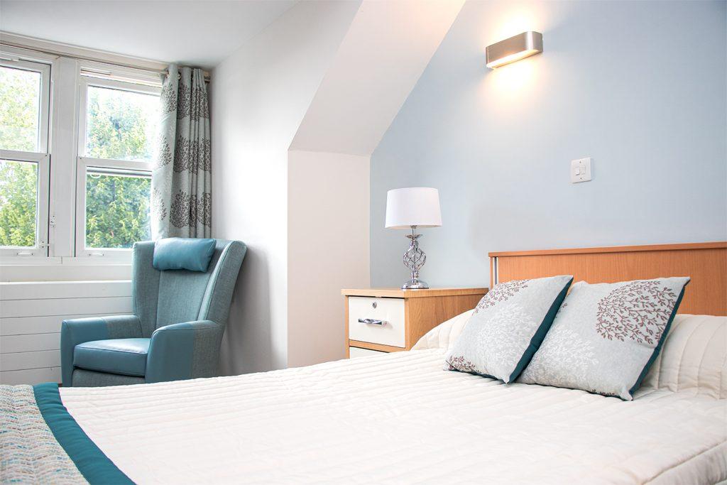Crossways Sutton Bedroom