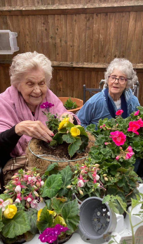 Activities at Crossways Nursing Home