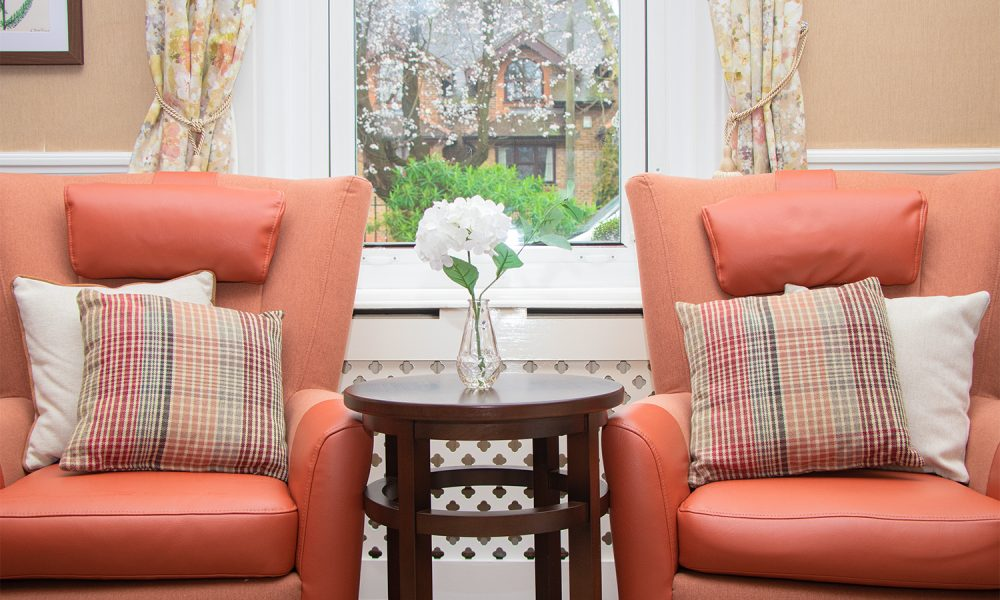 Crossways Nursing Home Living Room